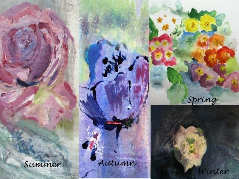 Quartet, Sally Parker, ArtQuartet