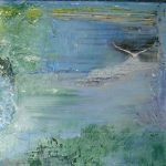 White Swan Meditation Detail