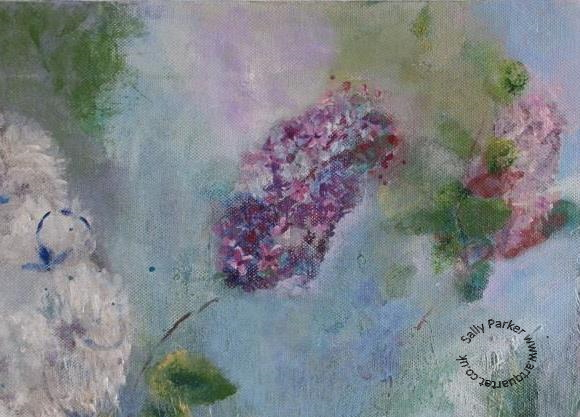 Panpipes and Lilacs
